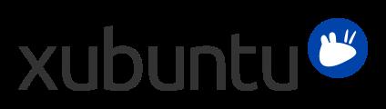 Xubuntu logo for light backgrounds